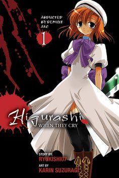 Higurashi: When They Cry (manga)
