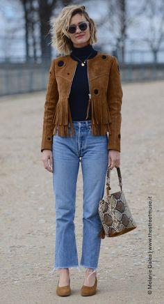 Streetstyles Modewochen Spring 2016 | FASHION ID Online Shop