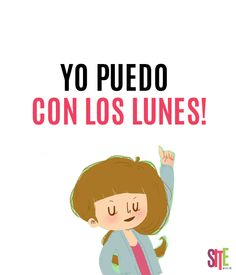 Manitos arriba (Y) yo puedo! :D #lunes #sitemagazine
