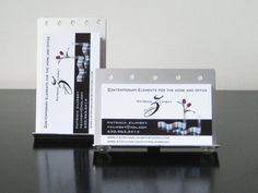 Any doctor would be thrilled to receive this personalized crystal modern business card holder 2200 via etsy colourmoves