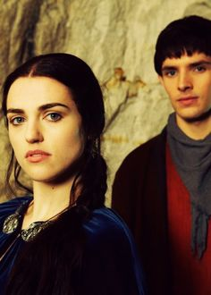 Morgana and Merlin