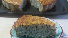 Приготовление рецепта Маковый пирог на основе манки шаг 7