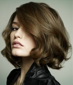 If I looked good with short hair this is the style I would choose.