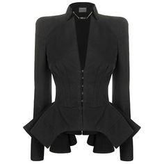 Ladies Jackets & Womens Blazers | Alexander McQueen
