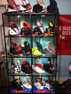 Air Jordan Collection‼️ Wanna see more? Follow me  Pinterest : @theylovecyn_