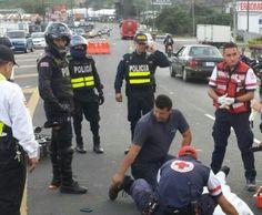 Motociclista falleció esta tarde en ruta a Cartago