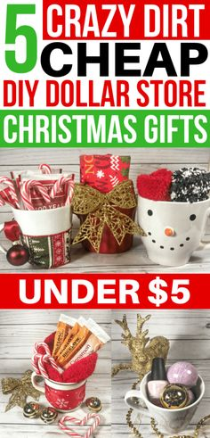 diy weihnachtsgeschenke Cheap DIY Christmas Gifts From the Dollar Tree! So excited I found these cheap handmade gift ideas from the Dollar Store! Now I have some inexpensive DIY gift ideas for my family, friends, coworkers, amp; Dollar Tree Gifts, Dollar Tree Christmas, Teacher Christmas Gifts, Christmas Gifts For Friends, Christmas Ideas, Christmas Christmas, Diy Gifts For Teachers, Cheap Gifts For Coworkers, Christmas Presents For Teachers