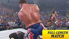 FULL-LENGTH MATCH - SmackDown - Dudley Boyz vs. The Rock & Kurt Angle - ...