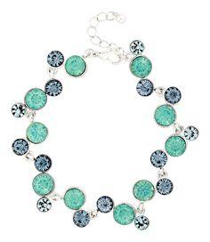 Bracelet - Crystal Water