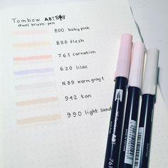 """Résultat de recherche d'images pour """"tombow 942 tan"""""""