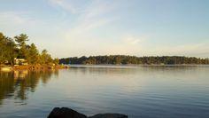 St. Lawrence River. Grindstone Island