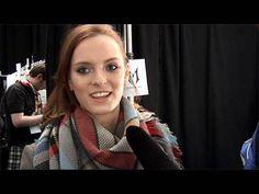 Model Elyse Saunders