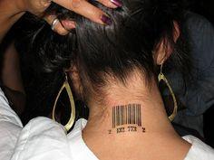 QR code | Tattoo | Pinterest | Qr codes