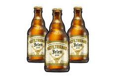 Nefiltrirano i mutno Jelen pivo