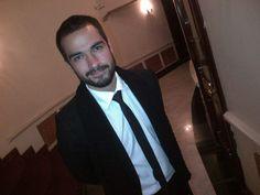 El actor @ponchohd desde el Teatro de la Ciudad en @mx_df en la premier de la película #LasParedesHablan cc @prensadanna