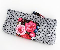 Image of Violet Clutch PDF Sewing Pattern