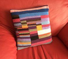 Ravelry: Paul Klee Pillow 2 pattern by knitvana
