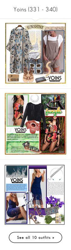 """Yoins (331 - 340)"" by carola-corana ❤ liked on Polyvore featuring yoins, yoinscollection, loveyoins, Miu Miu, Brika, Jimmy Choo, Sam Edelman, Laurence Dacade, Giorgio Armani and Magic Woman"