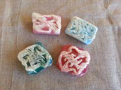 Loofah soap