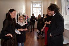 T - Teresa La Fosca Press Day SS2016 #showroom #corner #fashion #collections #ss2016 #beautiful #design #special #press #guest #francescafregosi #numero #paris