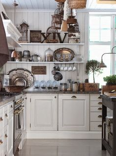 Vicky's Home: A house of Swedish / Swedish countryside country house