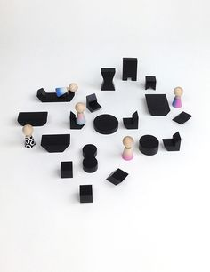 Rock & Pebble, Creative Toys and Prints - Petit & Small