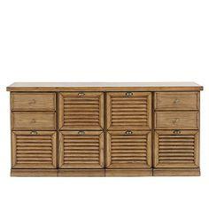 Sommerville 4-Cabinet Credenza Ballard Designs