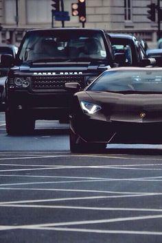 RR and Aventador
