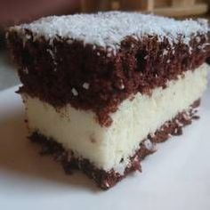Baking Recipes, Cake Recipes, Dessert Recipes, Hungarian Recipes, Xmas Food, Food Decoration, Just Cooking, Sweet Cakes, Sweet And Salty