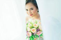 Jeff & Jhai Manila Wedding ~ Joemar Cabasan Photography - Gensan Wedding Photographer | Philippine Wedding Photographer | Destination Photographer Manila, Floral Wreath, Wreaths, Photography, Wedding, Decor, Valentines Day Weddings, Floral Crown, Photograph