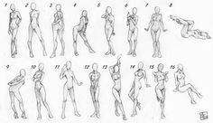 How to Draw couple poses | drawing, drawings, fashion, illustration, pose, poses - inspiring ...