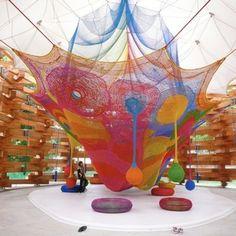 Play Sculpture @ The Hakone Open-Air Museum