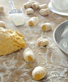 Pumpkin Gnocchi Recipe — Easy Gnocchi Recipe, by Eat Well 101. #pumpkin #gnocchi #eatwell101