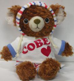 【楽天市場】【COBE COBE】コービーコービーM(ハートストライプ):Teddy's World