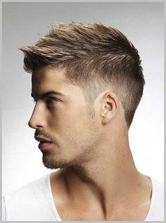 Faux-Hawk-Best-Men's-Short-Hairstyles