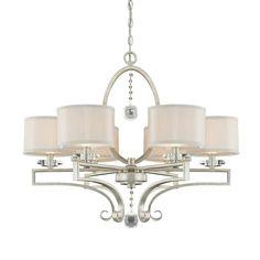 Savoy House 1-250-6-307 Rosendal 6 Light Chandelier   ATG Stores