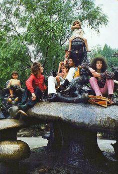 The JimiHendrixExperience, New York, 1967 © Linda McCartney
