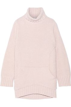 Perfect for cold temperatures, Chalayan's turtleneck sweater has been knitted in Italy from soft and insulating merino wool and cashmere. This chunky style is finished with ribbed trims and a kangaroo pocket for an athletic-inspired look. Wear yours with culottes and wedge boots. Shop it now at NET-A-PORTER