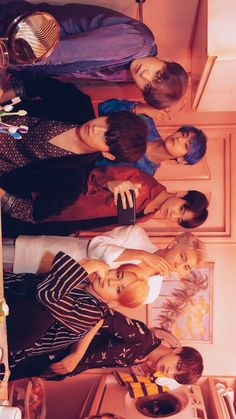 BTS Wallpapers — wallpapers 💞 (still looking for credit for. Bts Group Picture, Bts Group Photos, Bts Lockscreen, Foto Bts, V Bts Wallpaper, Bts Group Photo Wallpaper, Wallpaper Samsung, Bts Concept Photo, Album Bts