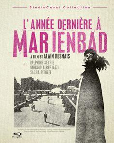 """La recensione di """"L'anno scorso a Marienbad"""" (L'année dernière a Marienbad) di Alain Resnais (1961) con Delphine Seyrig, Giorgio Albertazzi, Sacha Pitoëff, Françoise Bertin, Luce Garcia-Ville, Héléna Kornel"""