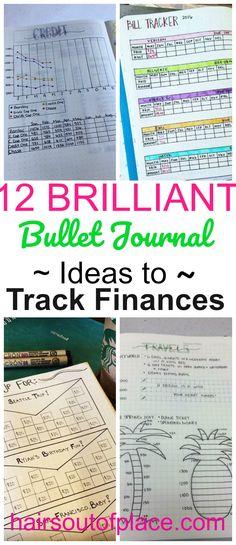 bullet journal savings goals money management petraplayer money