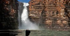 King George River, Western Australia | Australian Outback Adventure | Natural Habitat Adventures