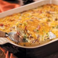 Egg Casserole Recipes