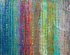 "Daily Painters of Pennsylvania: ""Blurred Boundaries"" By Sue Marrazzo"