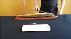d cut salmon carving - Google Search