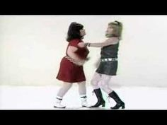 French and Saunders doing their version of the History of Dance. Hilarious! Probably the funniest one they do is the the 70's!!