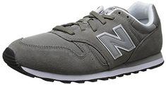 New Balance ML373 Unisex-Erwachsene Sneakers, Grau (MMA GREY), 45 - http://on-line-kaufen.de/new-balance/45-eu-new-balance-ml373-unisex-erwachsene-2