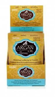 Hask: Argan Oil A wonderful once a month treatment for my fine, thin hair