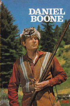 TELEXITO 1967 01 DANIEL BOONE