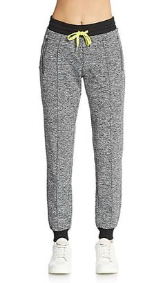 MARC NEW YORK By ANDREW MARC Performance | Space Dyed Jogger Pants | SAKS OFF 5TH